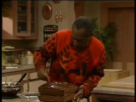 Bill Cosby Videos Chocolate Cake