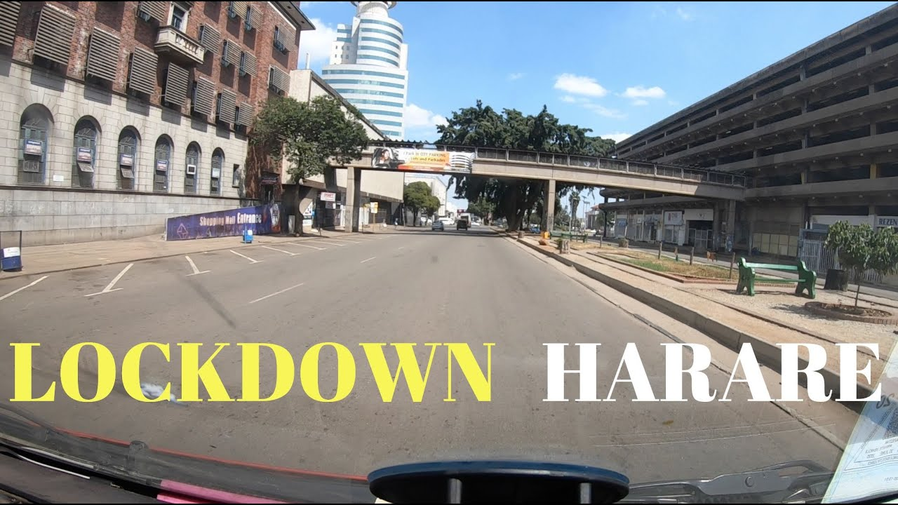 LOCKDOWN HARARE - YouTube