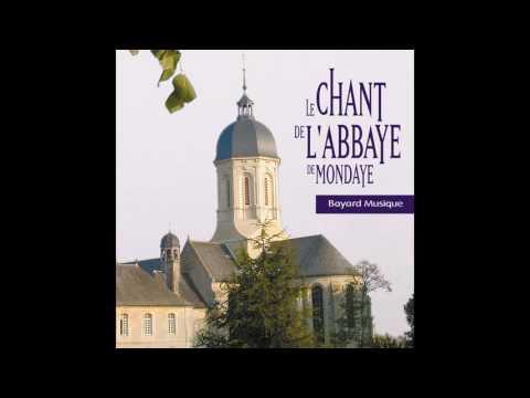 Choeur de l'Abbaye de Mondaye - Office de Vêpres, Puissance, honneur et gloire à l'Agneau de Dieu :