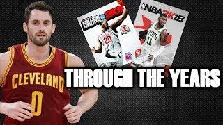 KEVIN LOVE THROUGH THE YEARS - NBA 2K8 COLLEGE HOOPS - NBA 2K18
