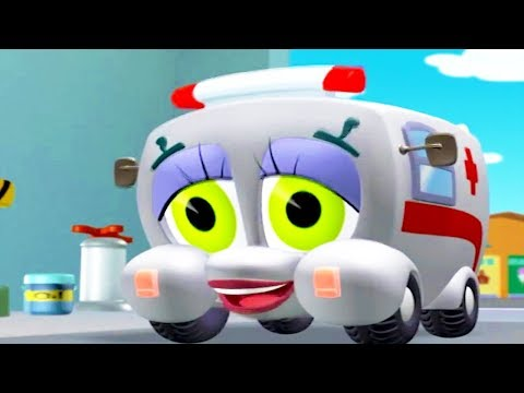 Finley The Fire Engine | 1 Hour Compilation  | Full Episode | Cartoons For Kids