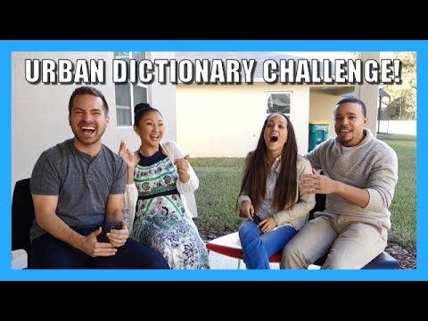 Urban Dictionary Challenge with The LaVigne Life! - YouTube