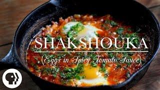 Shakshouka | Kitchen Vignettes | Pbs Food