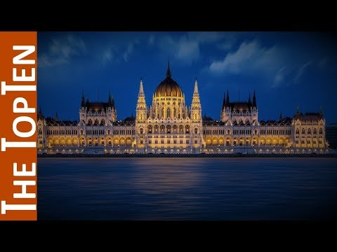 The Top Ten Most Impressive Parliament Buildings