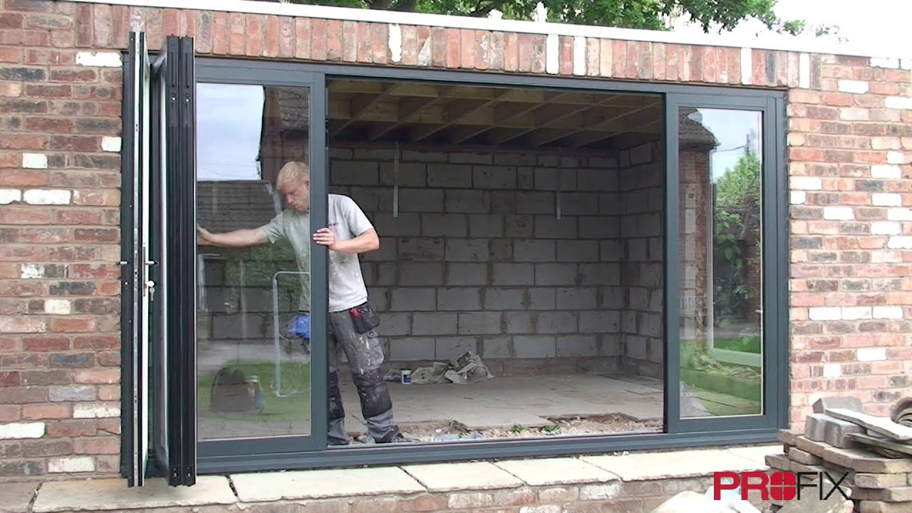 Swing And Slide Doors From Profix   YouTube