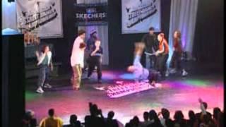 Red Dog - The Groovaldos - Batalla Break Dance