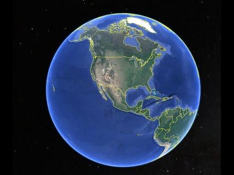 Math of the Globe Earth