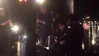 John Allmark Jazz Orchestra - The Sidewinder - Bill Vint alto sax solo