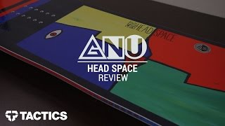 Gnu Head Space 2017 Snowboard Review - Tactics.com