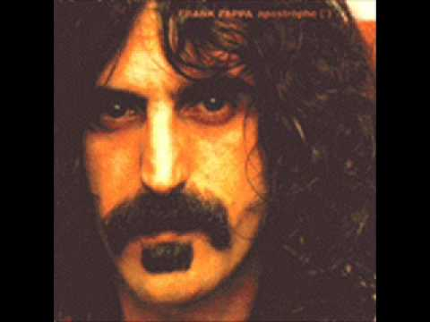 Frank Zappa - Uncle Remus W/ Lyrics