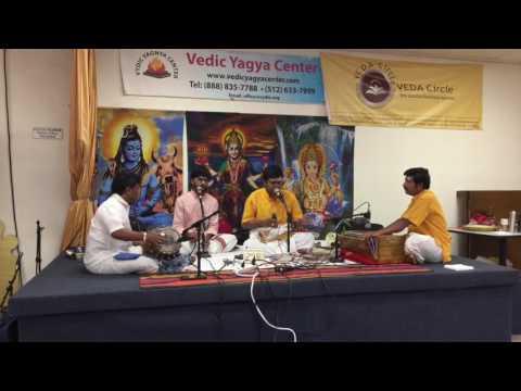 Bhajana Utsavam 2017 - Sri Shenkottai Hari Hara Subrahmanya Bhagavathar