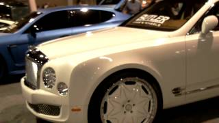 Bently Mulsanne On Forgiatos @V103 Carshow