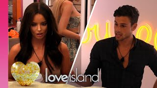 Tom Tries to Talk to a Fuming Maura | Love Island 2019