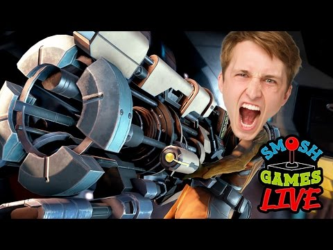 WE ARE THE GUARDIANS OF THE GALAXY! (Smosh Games Live)