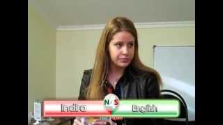 Школа иностранных языков Need4speak. На уроке английского языка.