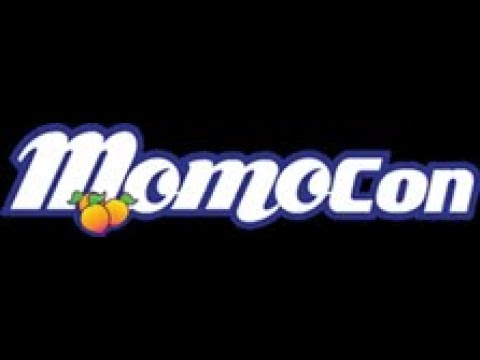 I'm going to be at Momocon in Atlanta, GA next week!