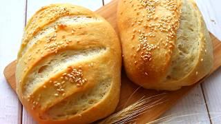 Батончики на остатках пшеничной закваски Левито Мадре / Простой быстрый рецепт бездрожжевого хлеба