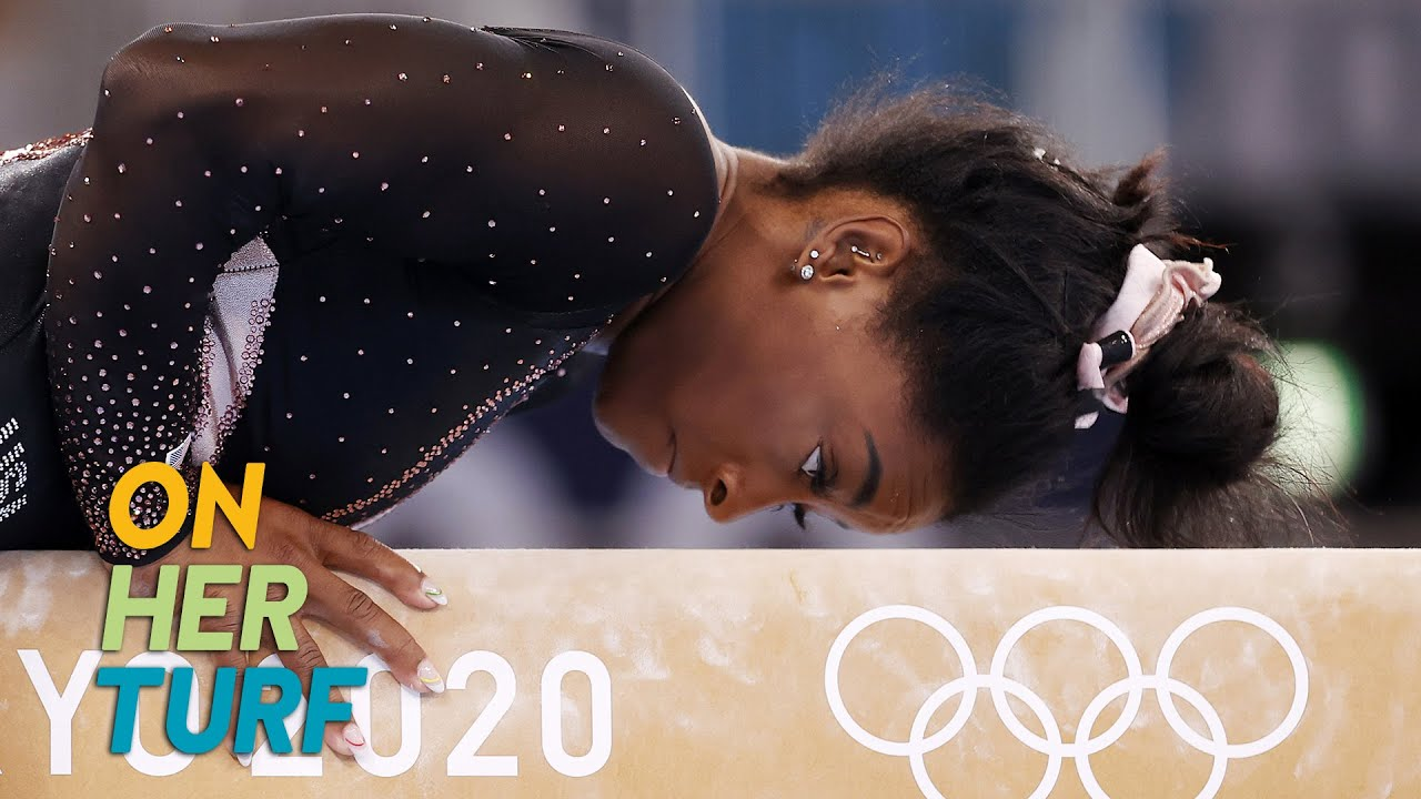 Here's who joins Simone Biles in finals after U.S. women's ...