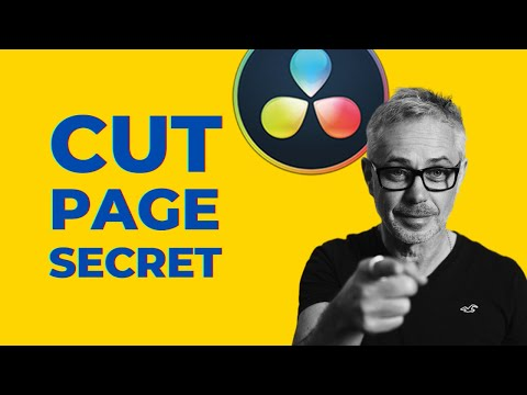 How to use Resolve CUT Page - #1 mistake revealed!