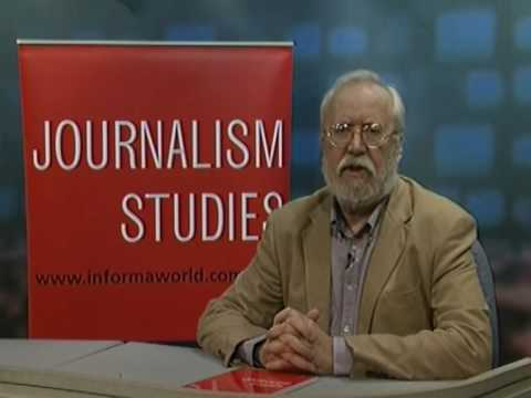 Journal 'Journalism Studies' June 2010