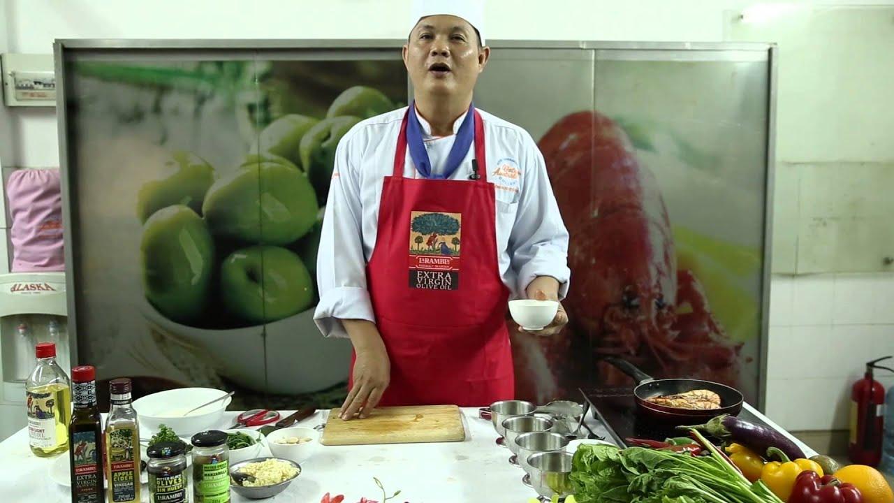 Khóa học nấu ăn tại Tp.HCM