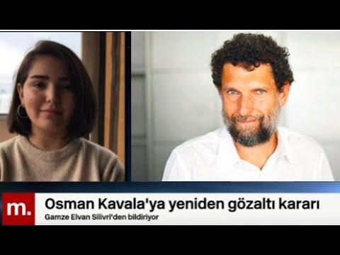 Osman Kavala'ya Yeniden Gözaltı Kararı: Gamze Elvan Silivri'den Bildiriyor