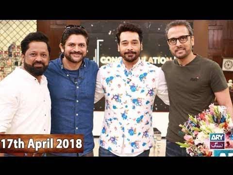 Salam Zindagi With Faysal Qureshi - 17th April 2018 - ARY Zindagi