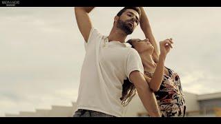 Brazilian Zouk Improvisation - Maeva & Alexis