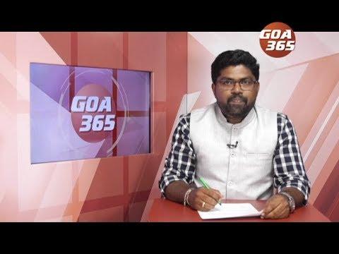 GOA365 11th Nov 2018 Konkani Khobro