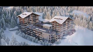 Retreat in, ski out at Six Senses Residences Crans-Montana