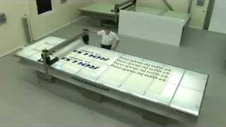 Using Application Tape Easy And Efficient - Rollsroller Flatbed Applicator - The Sign Making Tool