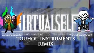 Virtual Self/Porter Robinson - Eon Break (Touhou Instruments Remix)