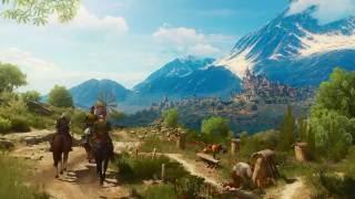 Ведьмак III - Дикая Охота [Кровь и Вино] Релизный трейлер RUS DLC