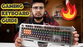 Gaming KeyBoard Buying Guide In Pakistan ????????