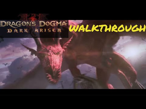 Dragon's Dogma character creation, best starter class and walkthrough guide