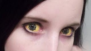Mystique Sclera Contact Lenses By Samhain Contact Lenses
