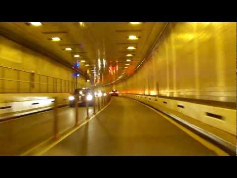 Hugh Carey (Brooklyn-Battery) Tunnel southbound
