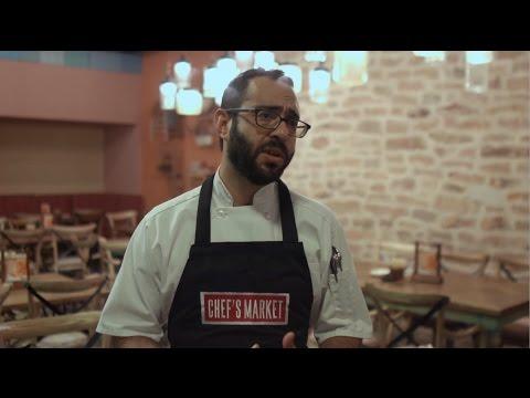 Agriform Cairo: Chef Wesam Interview (Arabic)