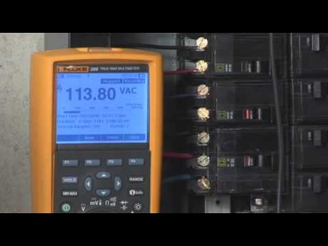 Fluke 280 series Digital Multi Meter - TrendCapture
