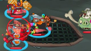 Angry Birds Epic: Blue Jay, Jake and Jim NEW HELM!