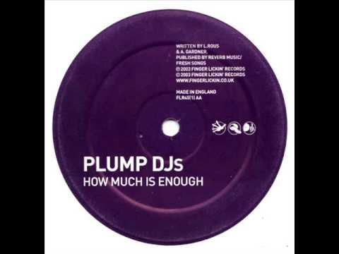 Plump DJs - How Much Is Enough
