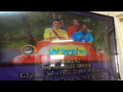 The Wiggles Big Red Car  Vhs Part