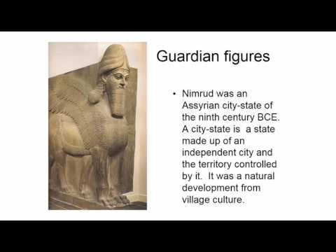 ARTH 2010 - Art of the Ancient Near East - Part 2