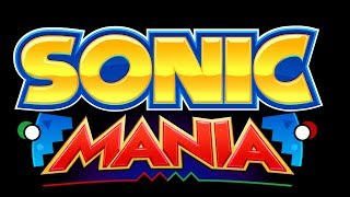 Sonic Mania Launch Livestream Part 1