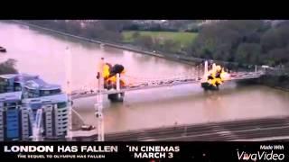 ผ่ายุทธการถล่มลอนดอน LONDON HAS FALLEN TV Spot (2016) Gerard Butler Action Movie