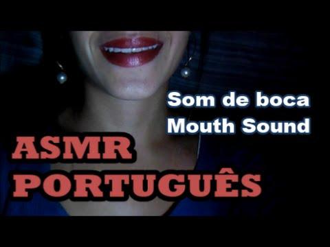 ASMR - Mouth Sound - tk sk tek tik tuc