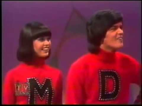 Sonny & Cher with Donny & Marie Osmond Silly Love Songs