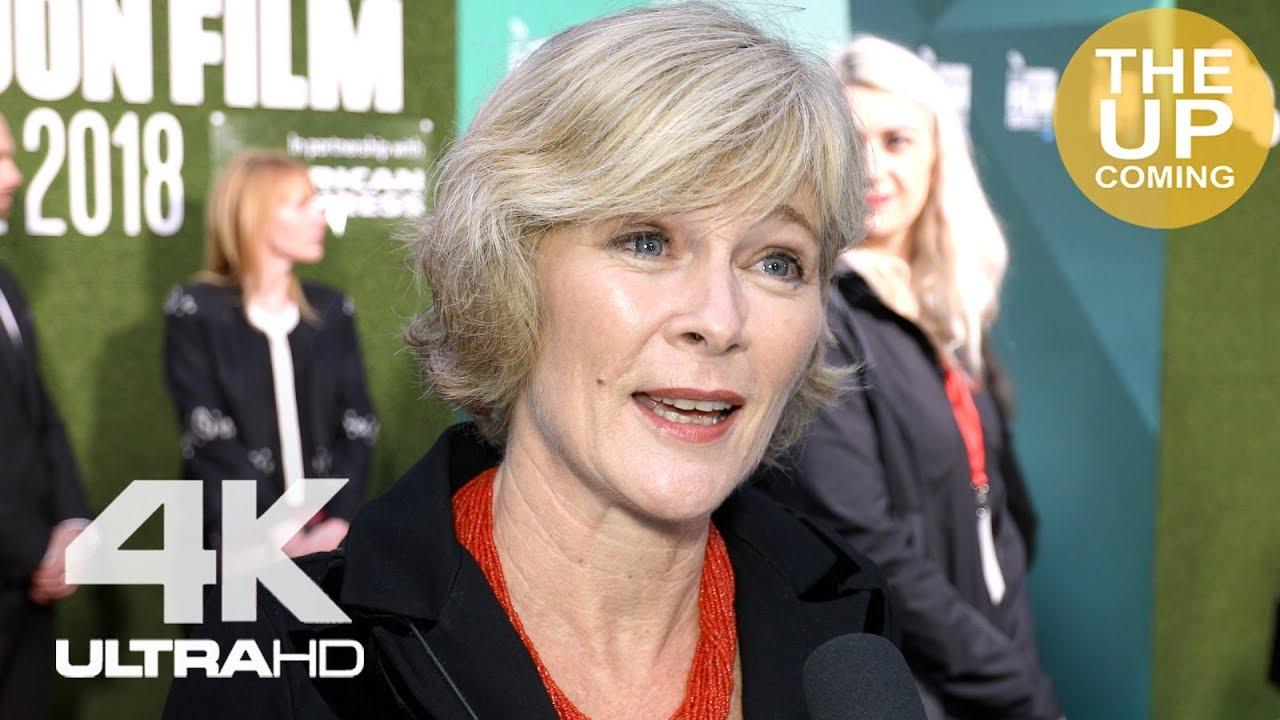 Clare Holman On The Little Drummer Girl At London Film Festival Premiere