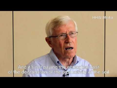 John Ikerd on the Hidden Costs of Industrial Food Production