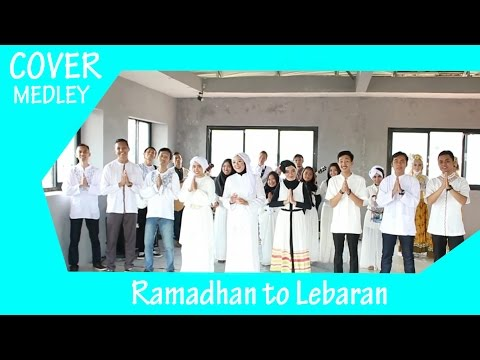 Ramadhan To Lebaran (Medley Cover By Red Creative Production)